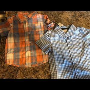 Other - Infant 6/9 month shirts